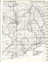 Map Image 001, Richland County 1972